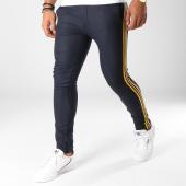 /achat-pantalons-carreaux/ikao-pantalon-a-carreaux-avec-bandes-p18039-bleu-marine-153658.html