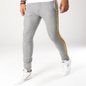 /achat-pantalons-carreaux/ikao-pantalon-a-carreaux-avec-bandes-p18039-noir-blanc-jaune-153659.html