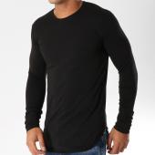 /achat-t-shirts-longs-oversize/ikao-tee-shirt-manches-longues-oversize-f241-noir-153775.html
