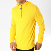 /achat-pulls/only-and-sons-pull-avec-capuche-parker-jaune-153749.html