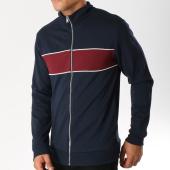 /achat-vestes/selected-veste-zippee-nicki-bleu-marine-bordeaux-153774.html