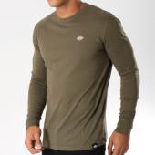 /achat-t-shirts-manches-longues/dickies-tee-shirt-manches-longues-round-rock-vert-kaki-153993.html