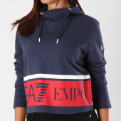 https://www.laboutiqueofficielle.com/achat-t-shirts-manches-longues/tee-shirt-manches-longues-capuche-crop-femme-6ztm09-tj39z-bleu-marine-rouge-blanc-153824.html