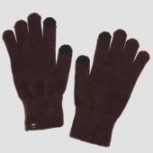 /achat-gants/jack-and-jones-gants-melange-bordeaux-153888.html
