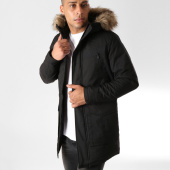 /achat-parkas/jack-and-jones-parka-fourrure-earth-noir-153955.html