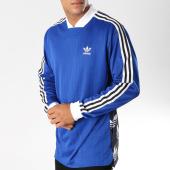 /achat-t-shirts-manches-longues/adidas-tee-shirt-manches-longues-de-sport-side-dh5057-bleu-roi-bleu-marine-blanc-154174.html