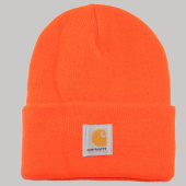 /achat-bonnets/carhartt-bonnet-a18-orange-fluo-154097.html