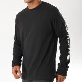 /achat-t-shirts-manches-longues/carhartt-tee-shirt-manches-longues-ek231-noir-154110.html