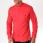 /achat-chemises-manches-longues/classic-series-chemise-manches-longues-16402-rouge-154166.html