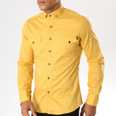 /achat-chemises-manches-longues/classic-series-chemise-manches-longues-16402-jaune-154168.html
