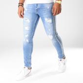 /achat-jeans/classic-series-jean-slim-avec-bandes-1020-bleu-wash-154209.html