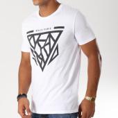 /achat-t-shirts/dabs-tee-shirt-mesh-blanc-noir-154135.html
