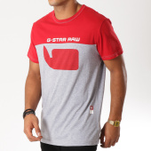 /achat-t-shirts/g-star-tee-shirt-graphic-10-d12578-336-rouge-gris-chine-154201.html