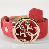 /achat-ceintures/guess-ceinture-bm7092vin35-rouge-dore-154064.html