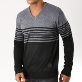 /achat-pulls/mz72-pull-somerset-noir-gris-chine-154036.html