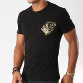 /achat-t-shirts/versace-jeans-tee-shirt-b3gsb76i-noir-dore-154074.html