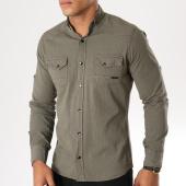 /achat-chemises-manches-longues/classic-series-chemise-manches-longues-16407-vert-kaki-154238.html