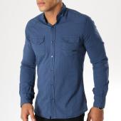 /achat-chemises-manches-longues/classic-series-chemise-manches-longues-16407-bleu-petrole-154248.html