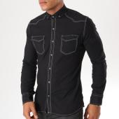 /achat-chemises-manches-longues/classic-series-chemise-manches-longues-16195-noir-154255.html