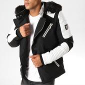 /achat-blousons/classic-series-blouson-fourrure-steevus-noir-blanc-154323.html