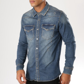 /achat-chemises-manches-longues/classic-series-chemise-manches-longues-jean-6583-bleu-denim-154340.html