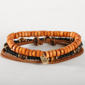 /achat-bracelets/icon-brand-lot-de-3-bracelets-shake-up-combo-marron-154302.html