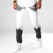/achat-jeans/john-h-jean-slim-75220-blanc-noir-154228.html