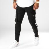 /achat-jogger-pants/john-h-jogger-pant-323-noir-blanc-154250.html
