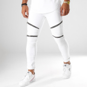 /achat-jeans/john-h-jean-slim-avec-zips-a316-blanc-154265.html