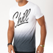 /achat-t-shirts/luxury-lovers-tee-shirt-chill-blanc-degrade-noir-154337.html