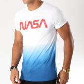 /achat-t-shirts/nasa-tee-shirt-worm-logo-bleu-degrade-blanc-154334.html