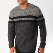 /achat-pulls/only-and-sons-pull-lazlo-gris-anthracite-chine-noir-154386.html