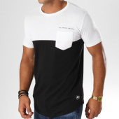 /achat-t-shirts-longs-oversize/the-fresh-brand-tee-shirt-poche-oversize-whtf261-noir-blanc-154219.html