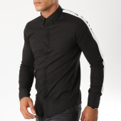 /achat-chemises-manches-longues/uniplay-chemise-manches-longues-bandes-brodees-c02-noir-154422.html