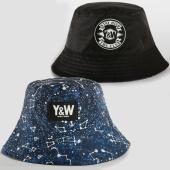 /achat-bobs/y-et-w-bob-reversible-constellation-bleu-marine-noir-154372.html
