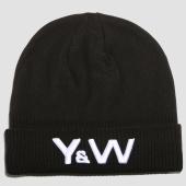 /achat-bonnets/y-et-w-bonnet-logo-noir-154381.html