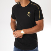 /achat-t-shirts-longs-oversize/gym-king-tee-shirt-oversize-gold-edition-noir-dore-154625.html