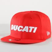 /achat-snapbacks/new-era-casquette-snapback-wordmark-ducati-11603473-rouge-154575.html