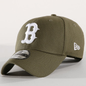 /achat-casquettes-de-baseball/new-era-casquette-diamond-boston-red-sox-80636067-vert-kaki-blanc-154630.html