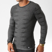 /achat-pulls/paname-brothers-pull-109-gris-anthracite-chine-154530.html