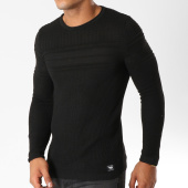 /achat-pulls/paname-brothers-pull-107-noir-154561.html