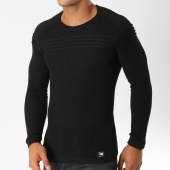 /achat-pulls/paname-brothers-pull-103-noir-154568.html