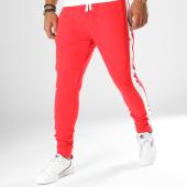 /achat-pantalons-joggings/produkt-pantalon-jogging-avec-bandes-viy-rouge-blanc-154549.html