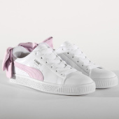 /achat-baskets-basses/puma-baskets-femme-bow-sb-367353-02-puma-white-windsome-orchid-154651.html