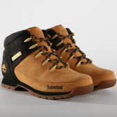 /achat-bottes-boots/timberland-baskets-euro-sprint-hiker-a1nhj-wheat-black-154644.html