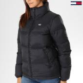 /achat-doudounes/tommy-hilfiger-jeans-doudoune-femme-classics-5163-noir-154646.html