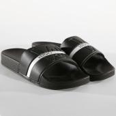 /achat-claquettes-sandales/versace-jeans-claquettes-linea-slipper-dis-1-e0ysbsl1-noir-blanc-154468.html