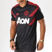 /achat-t-shirts/adidas-tee-shirt-de-sport-fc-manchester-united-preshi-cw5824-noir-rouge-154683.html