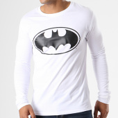 /achat-sweats-col-rond-crewneck/batman-sweat-crewneck-logo-blanc-154811.html