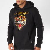 /achat-sweats-capuche/ed-hardy-sweat-capuche-tiger-noir-154697.html